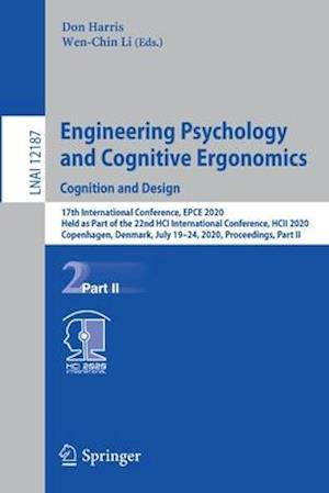 Engineering Psychology and Cognitive Ergonomics. Cognition and Design