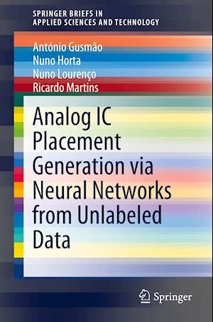 Analog IC Placement Generation via Neural Networks from Unlabeled Data