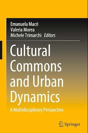 Cultural Commons and Urban Dynamics