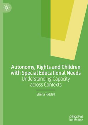 Autonomy, Rights and Children with Special Educational Needs