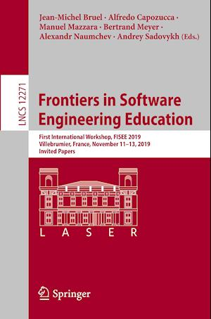 Frontiers in Software Engineering Education