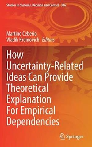 How Uncertainty-Related Ideas Can Provide Theoretical Explanation for Empirical Dependencies