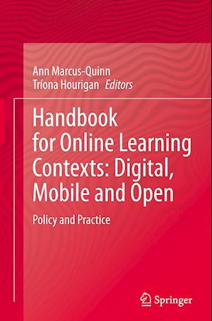 Handbook for Online Learning Contexts: Digital, Mobile and Open