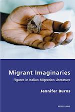 Migrant Imaginaries af Jennifer Burns