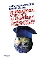 International Students at University