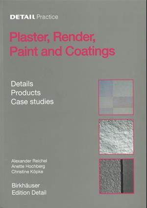 Plaster, Render, Paint and Coatings