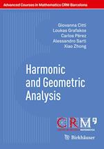 Harmonic and Geometric Analysis