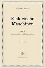 Elektrische Maschinen af Robert Bruderlink, Rudolf Richter