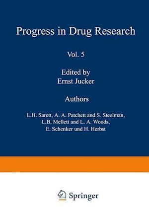Fortschritte der Arzneimittelforschung / Progress in Drug Research / Progrès des recherches pharmaceutiques