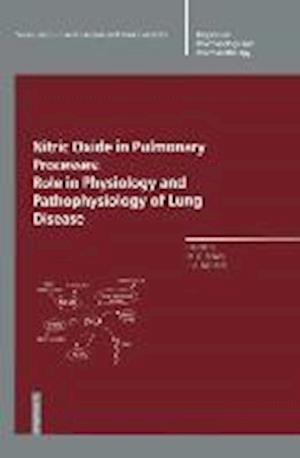 Nitric Oxide in Pulmonary Processes