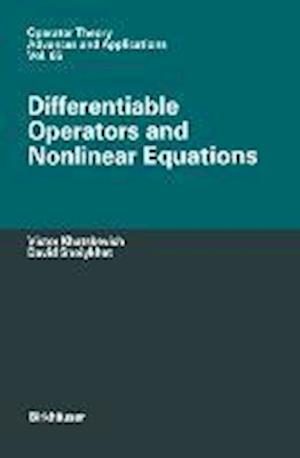 Differentiable Operators and Nonlinear Equations