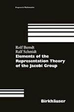 Elements of the Representation Theory of the Jacobi Group af Ralf Schmidt, Rolf Berndt