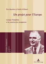Un projet pour l'Europe af Eric Bussiere