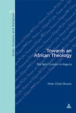 Towards an African Theology