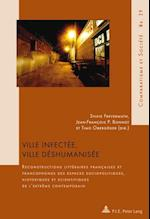 Ville infectee, ville deshumanisee af Jean-Francois P. Bonnot