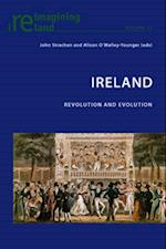 Ireland af John Strachan