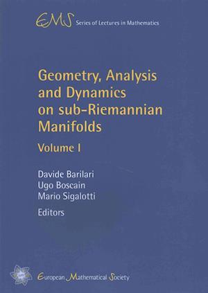 Bog, paperback Geometry, Analysis and Dynamics on Sub-Riemannian Manifolds af Davide Barilari