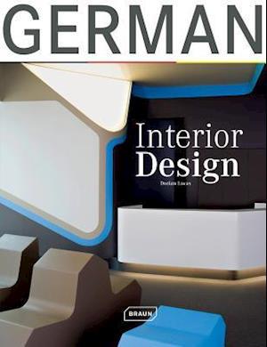 Bog, hardback German Interior Design af Dorian Lucas