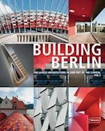 Building Berlin, Vol.2 af Architektenkammer Berlin