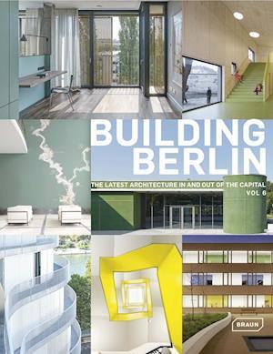 Bog, paperback Building Berlin, Vol. 6 af Architektenkammer Berlin