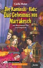 Das Geheimnis von Marrakesch af Carlo Meier