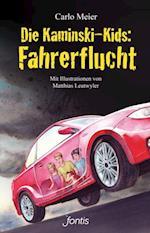 Die Kaminski-Kids: Fahrerflucht af Carlo Meier