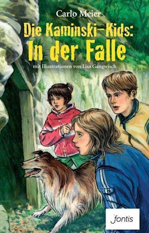 Die Kaminski-Kids: In der Falle af Carlo Meier