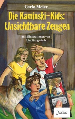 Die Kaminski-Kids: Unsichtbare Zeugen af Carlo Meier
