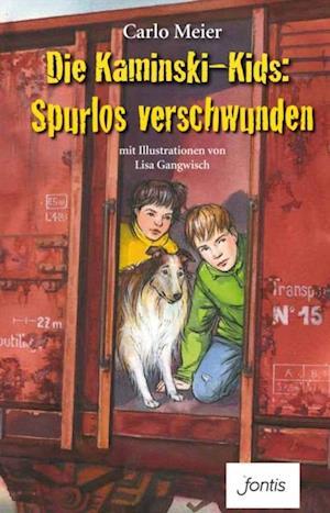 Die Kaminski-Kids: Spurlos verschwunden af Carlo Meier