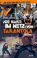 Joe Hart: Im Netz von TARANTOLA (Joe Hart und die Blauen Tiger)