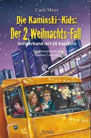 Die Kaminski-Kids: Der 2. Weihnachts-Fall af Carlo Meier