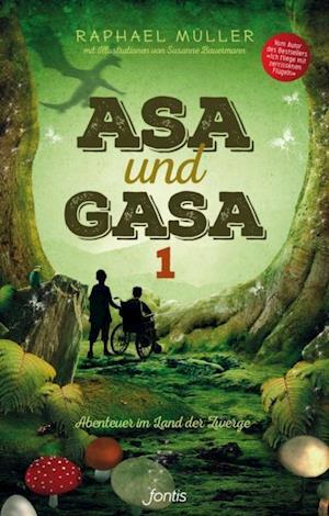 Asa und Gasa 1 af Raphael Muller