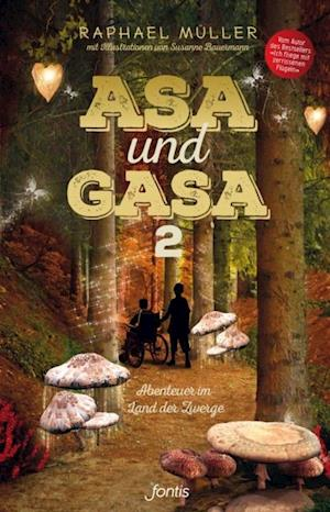 Asa und Gasa 2 af Raphael Muller