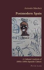 Postmodern Spain