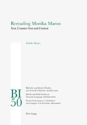 Rereading Monika Maron