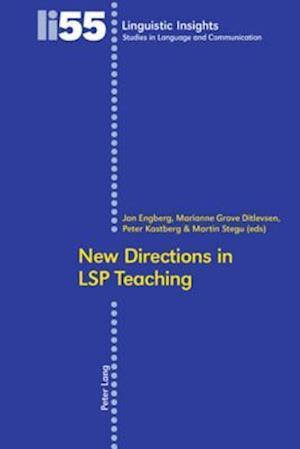 Bog paperback New Directions in LSP Teaching af Jan Engberg