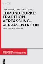Tradition - Verfassung - Repräsentation