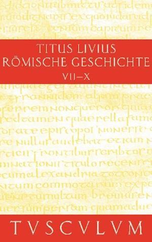 Buch 7-10. Inhaltsangaben Und Fragmente Von Buch 11-20