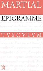 Epigramme. Gesamtausgabe (Sammlung Tusculum)