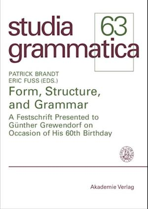 Form, Structure, and Grammar