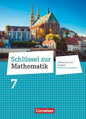 Schlüssel zur Mathematik 7. Schuljahr. Oberschule Sachsen - Schülerbuch