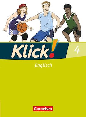 Klick! Englisch 4: 8. Schuljahr. Schülerbuch