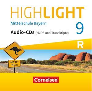 Highlight 9. Jahrgangsstufe - Mittelschule Bayern - CD-Extra: Audio-CDs mit MP3-Dateien