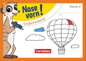 Nase vorn! - Deutsch 2. Schuljahr - Großschreibung