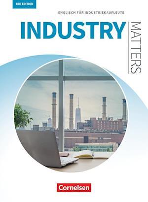 Matters Wirtschaft - Industry Matters 3rd Edition A2-B2 - Englisch für Industriekaufleute