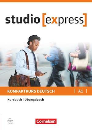 studio express A1 - Kurs- und Übungsbuch mit Audios online