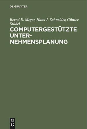 Computergestützte Unternehmensplanung