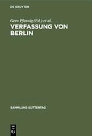 Verfassung von Berlin