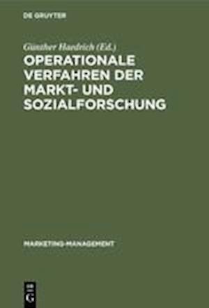 Operationale Verfahren der Markt- und Sozialforschung