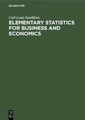 Elementary Statistics for Business and Economics